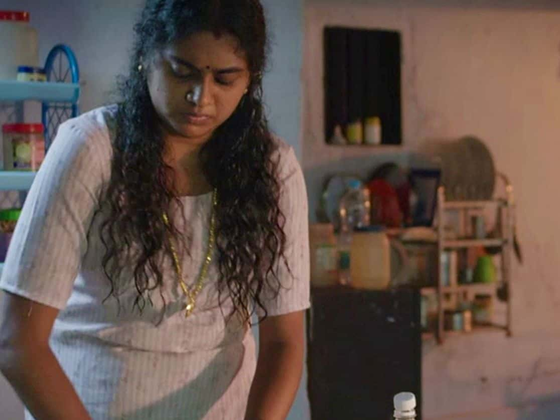 Oru Kudam song promo from The Great Indian Kitchen
